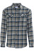 Columbia Flare Gun Flannel Long Sleeve Shirt Men Night Shadow Multi